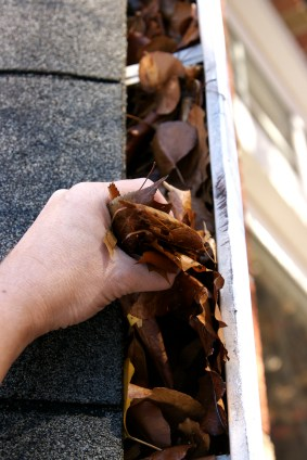 Rain gutter service in Chino CA by Picture Perfect Handyman