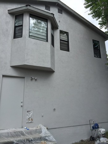 Exterior painting Newhall, CA